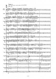 Felix Leuschner Eichbaumoper Partitur